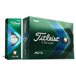 8118 Titleist AVX Golf Balls
