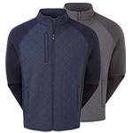 9901 FootJoy Fleece Quilted Jacket